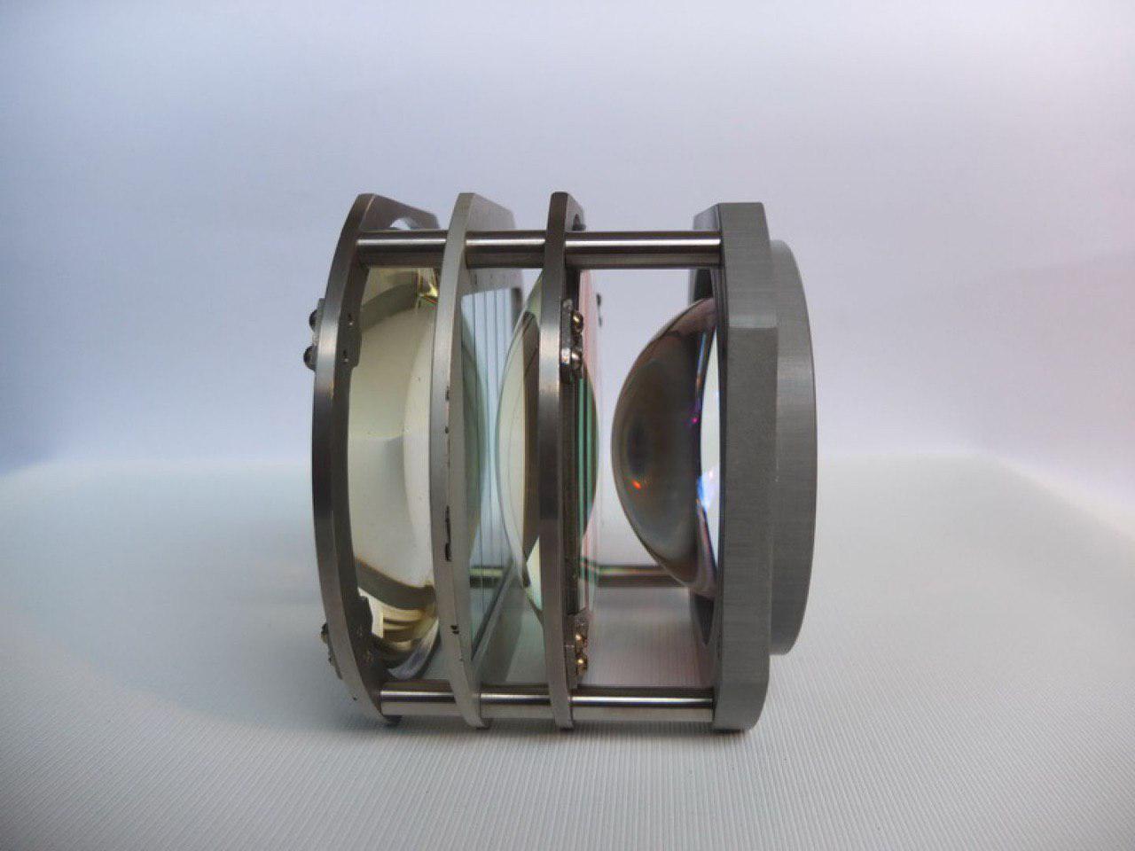Оптическая система гобопроектора